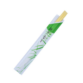 Bamboe chopsticks 200mm in sachet