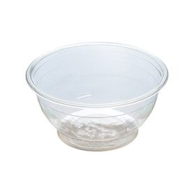 PLA deksel 143mm voor salade bowl 700ml