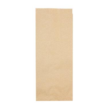 FSC© papieren snackzak 13+8,5x32cm nr.27 (1 pond)